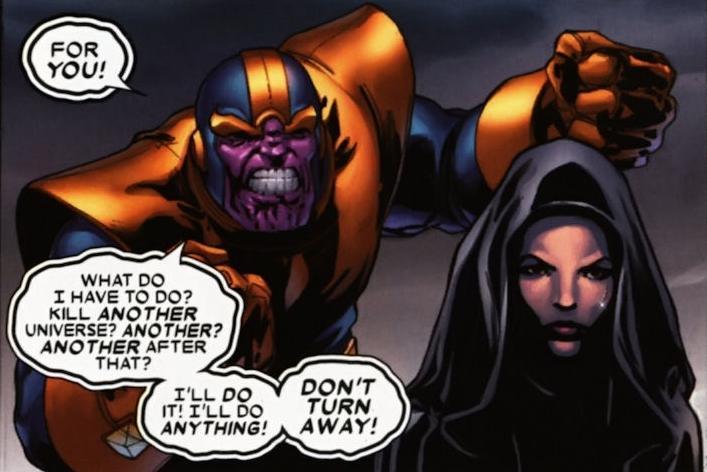 Кто такой Танос икакова его роль вВойне Бесконечности?. - Изображение 3