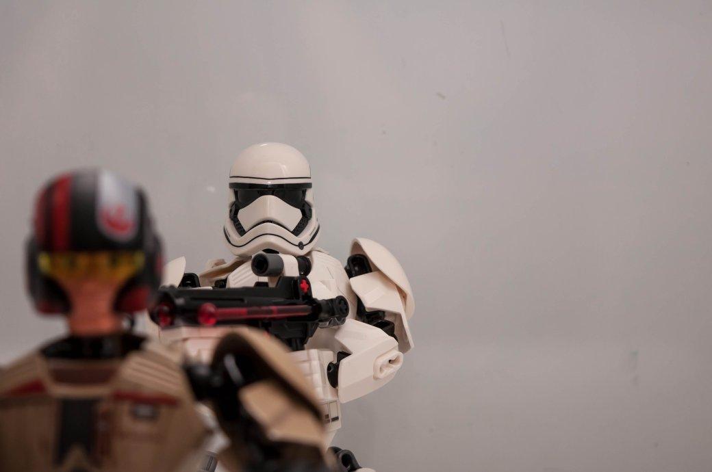 Нелепые приключения сборных фигурок LEGO Star Wars | Канобу - Изображение 4923
