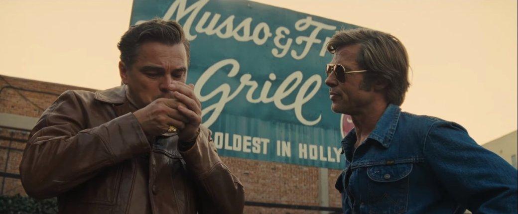 Леонардо ДиКаприо поджигает нацистов вновом трейлере «Однажды вГолливуде» Квентина Тарантино | Канобу - Изображение 1