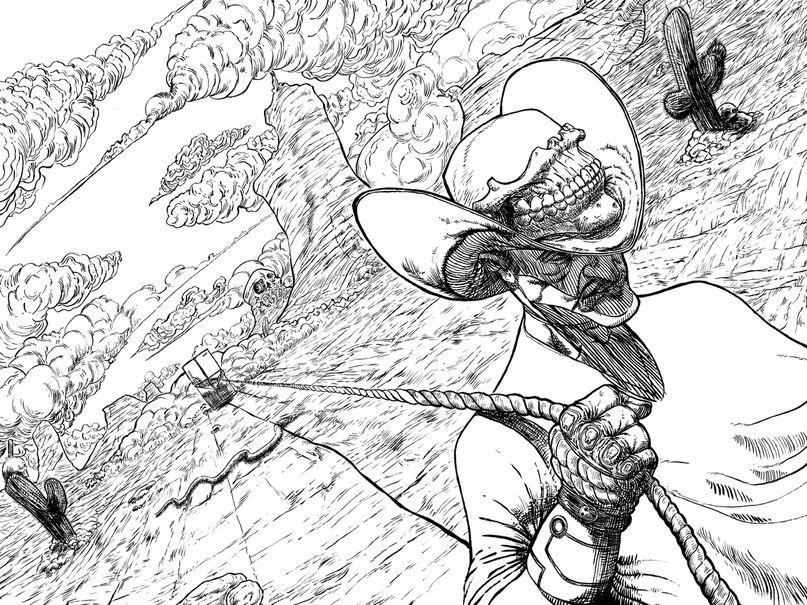 Учимся рисовать комиксы: экспресс-курс исоветы художников. - Изображение 14
