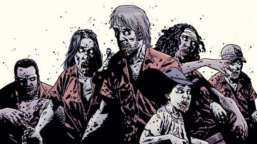 12 самых жестоких сцен в комиксе «Ходячие мертвецы» | Канобу