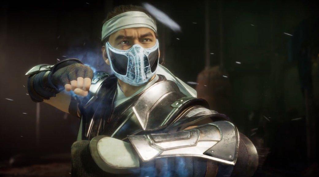 В Mortal Kombat 11 есть глитч, делающий Саб-Зиро невидимым. Он в игре со дня релиза | Канобу - Изображение 1