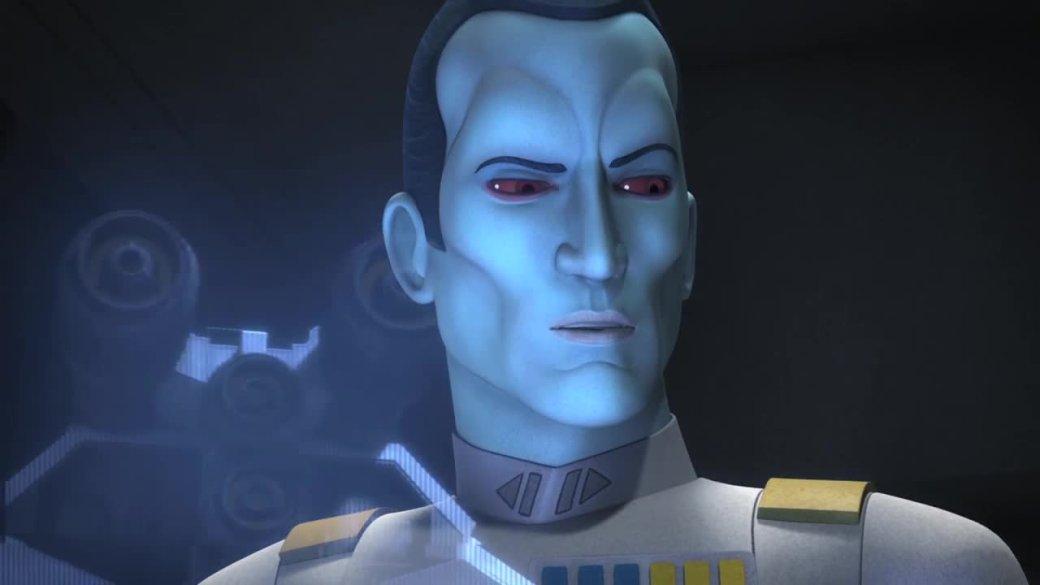 Герои Империи вновом каноне «Звездных Войн». - Изображение 3