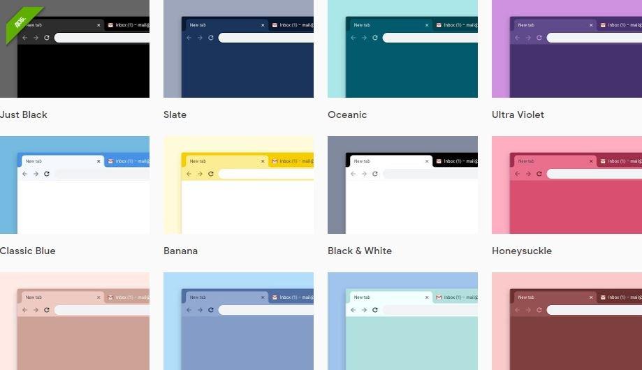 Google выпустила 14бесплатных тем для браузера Chrome | Канобу - Изображение 2