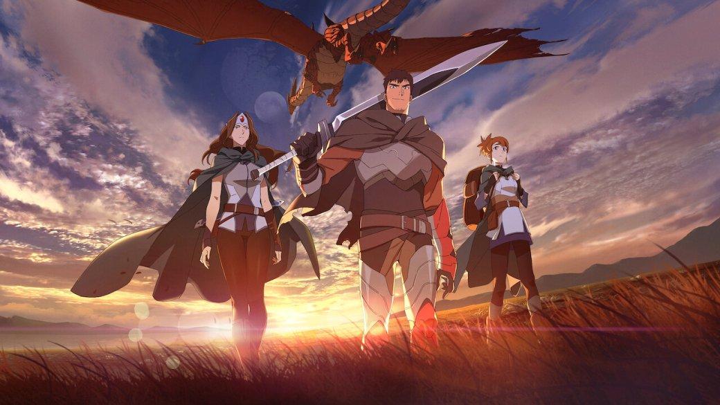 "Рецензия на Dota: Dragon's Blood (""Кровь дракона"") | Канобу"