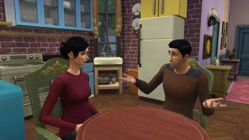 «Друзей» и «Сайнфелда» воссоздали в The Sims 4