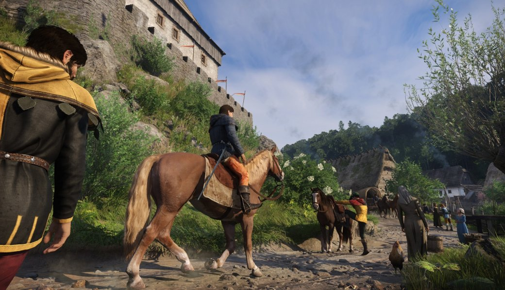 Суть. Kingdom Come: Deliverance — лучший симулятор Средневековья | Канобу - Изображение 2