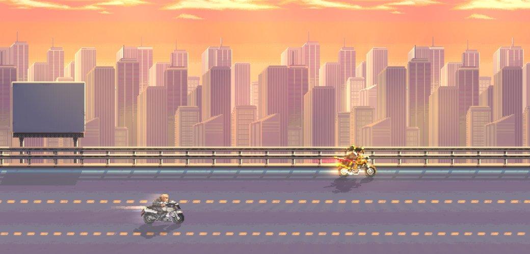 15 изумительных пиксельных скриншотов Katana ZERO | Канобу - Изображение 4950