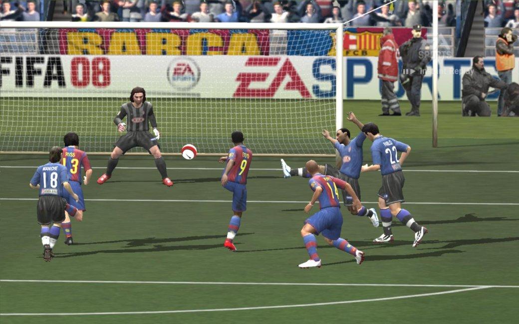 Десять лучших игр серии FIFA | Канобу - Изображение 6356