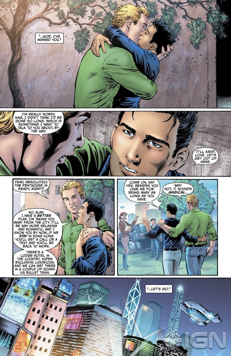 ЛГБТ-версии персонажей комиксов Marvel иDCвпараллельных вселенных | Канобу - Изображение 4