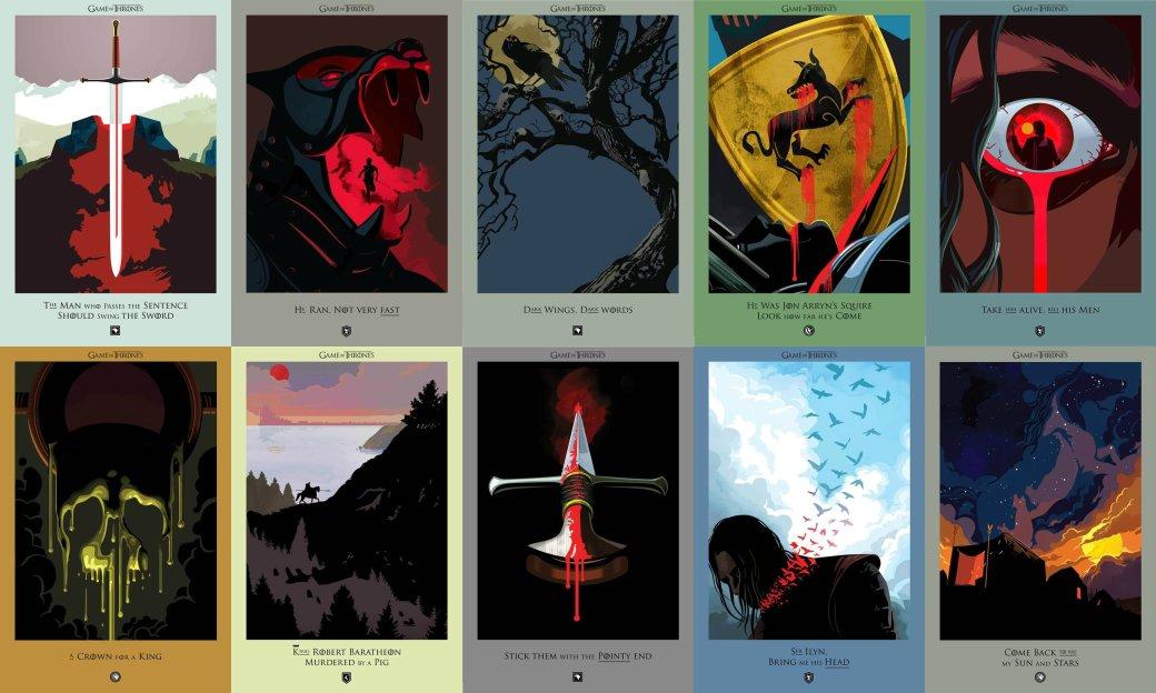 Лучший арт по «Игре Престолов» | Канобу - Изображение 6559