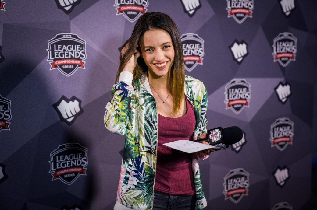 Самая популярная французская журналистка в League of Legends   Канобу - Изображение 0