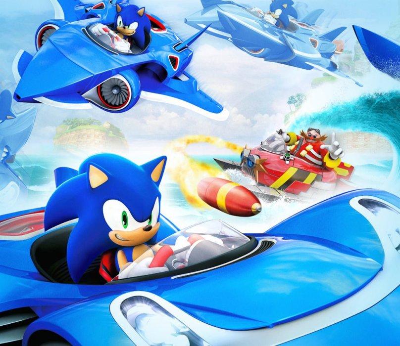 Sonic & All-Stars Racing Transformed — вторая в этом поколении консолей вариация SEGA на тему Mario Kart. Главным дизайнером выступил Гарет Уилсон, пришедший в Sumo Digital из закрывшейся Bizarre Creations. Человеку, ответственному за обе части Project Gotham Racing на Xbox 360, доверили святая святых: целый пантеон сеговских героев, локаций и транспортных средств — и, надо сказать, справился он отлично.