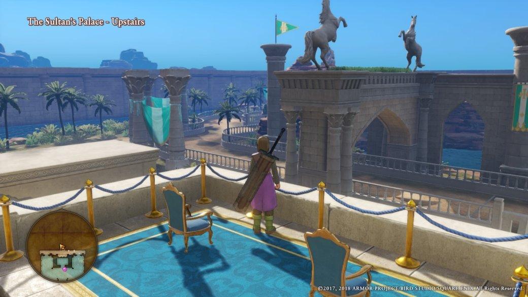 50 невероятно красочных скриншотов Dragon Quest XI | Канобу - Изображение 11527