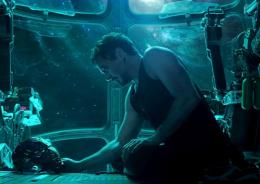 Фанаты «Мстителей 4» попросили NASA иРоскосмос спасти Тони Старка. ИNASA откликнулась!