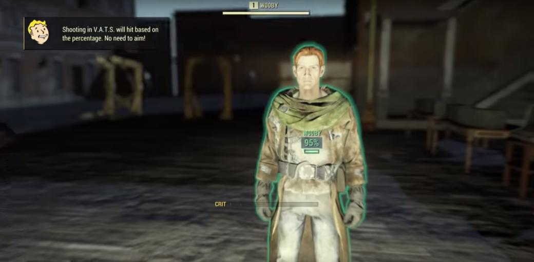 Геймеры нашли в Fallout 76 первого NPC-человека в «комнате» для разработчиков   Канобу - Изображение 2