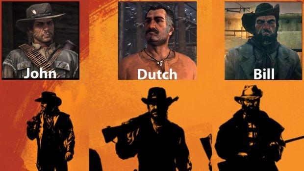 Слух: в Red Dead Redemption 2 будет три играбельных героя | Канобу - Изображение 3087