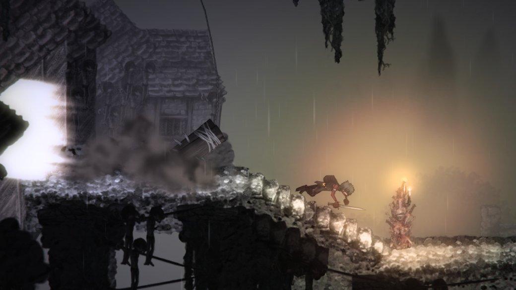 Лучшие двумерные игры, похожие на Dark Souls - топ 2D-клонов, игры типа Dark Souls на ПК, PS4, Xbox | Канобу - Изображение 911