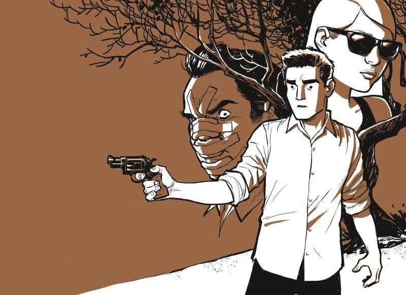Мнение о комиксе Sin Titulo